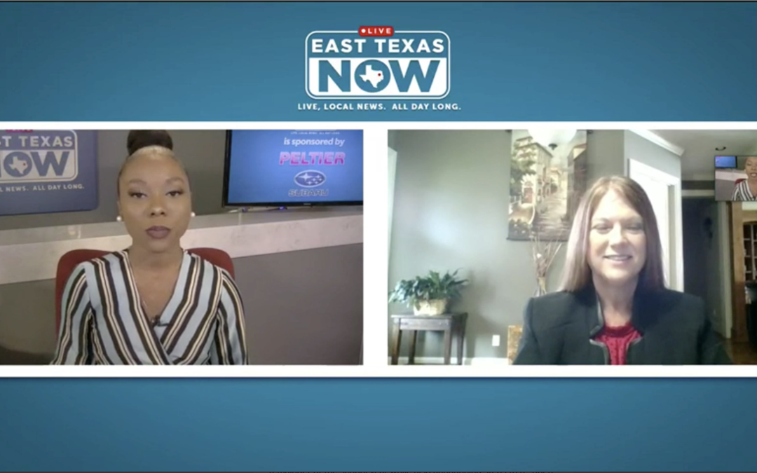 Hand Up Network Board Member, Dr. Kerri Camp, Talks East Texas Retail